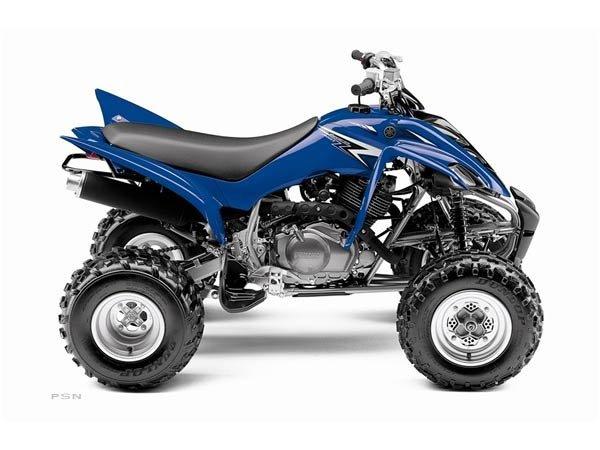 2011 Yamaha Raptor 350