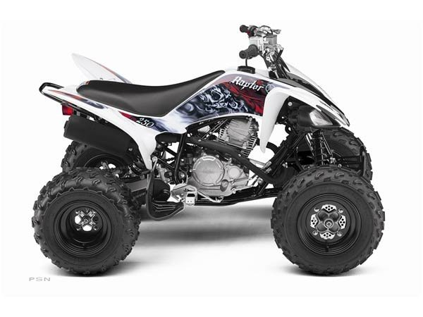 Yamaha Raptor 250 2011