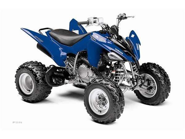 Yamaha Raptor 250R 2011