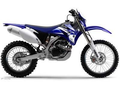 Yamaha WR450F 2011