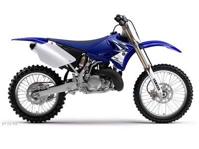 2011 Yamaha YZ250 (2-Stroke)