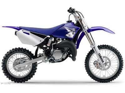 Yamaha YZ85 (2-Stroke) 2011