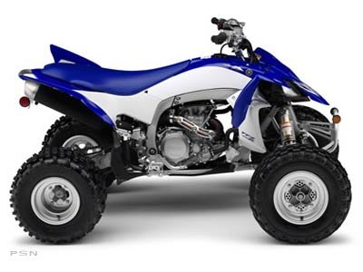 2011 Yamaha YFZ450R