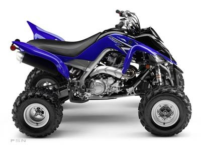2011 Yamaha Raptor 700R