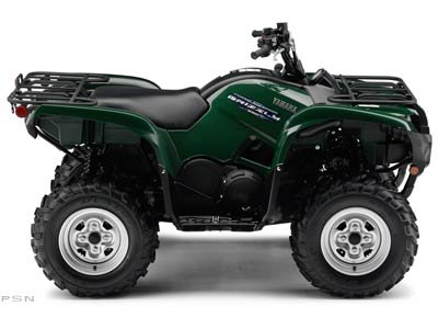 2011 Yamaha Grizzly 550 FI EPS