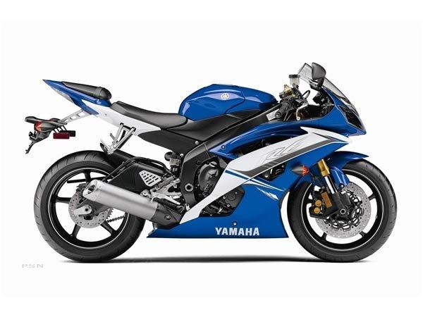 2011 Yamaha YZF-R6