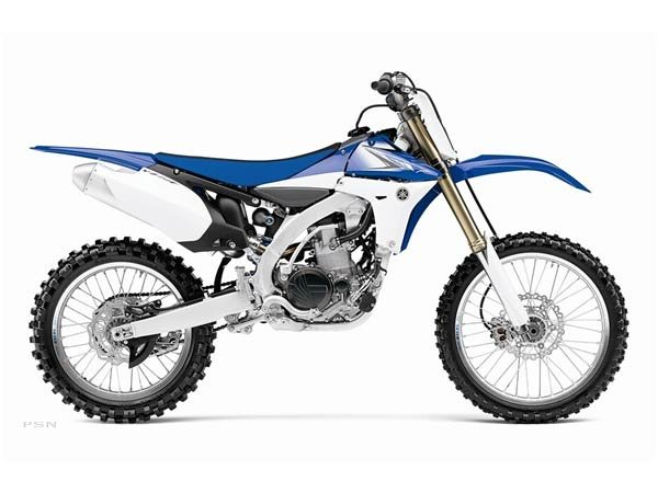 2011 Yamaha YZ450F