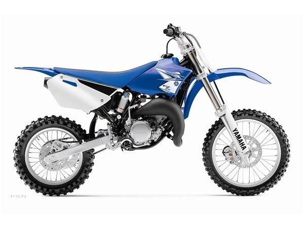 Yamaha YZ85 2011