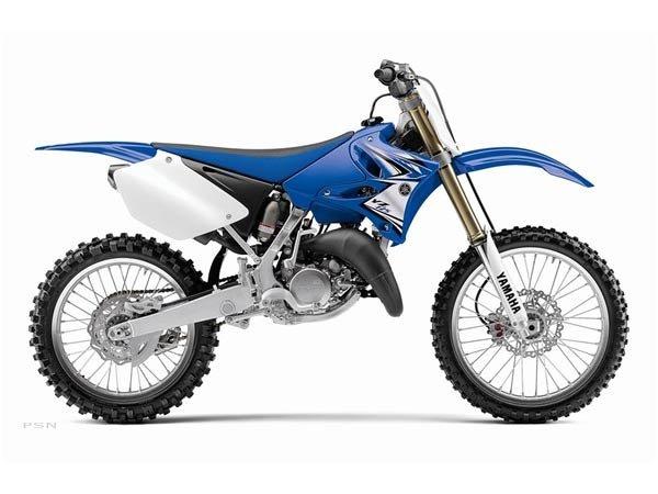 Yamaha YZ125 2011