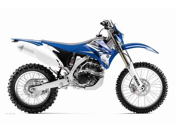 Yamaha WR250F 2011