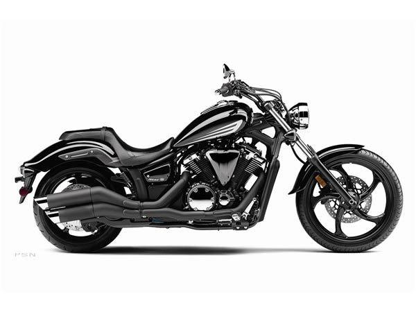 Yamaha Stryker 2011