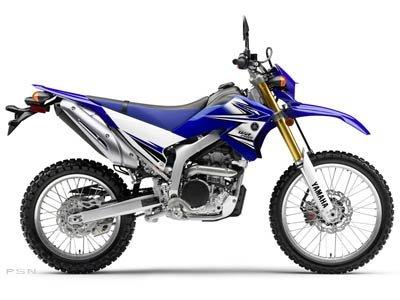 Yamaha WR250R 2011