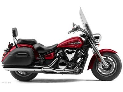 Yamaha V-Star 1300 Tourer 2011
