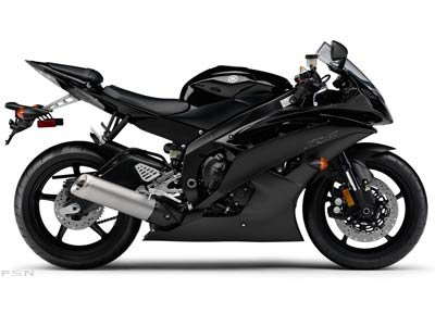 Yamaha YZF-R6 2011