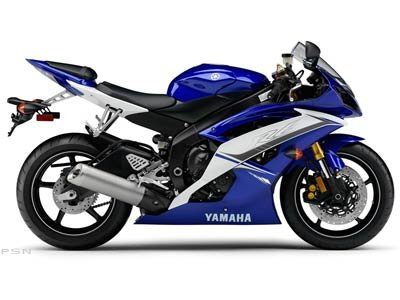 2011 Yamaha YZF-R6
