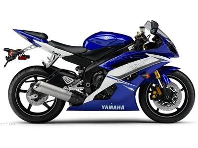 Yamaha YZF-R6 2011