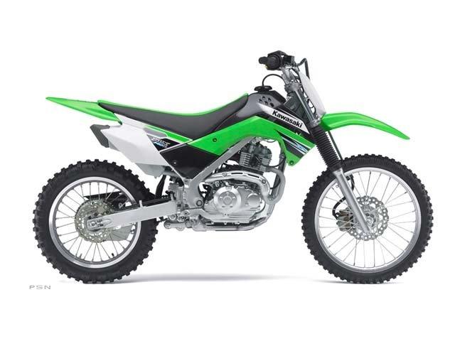 Kawasaki KLX140L 2011