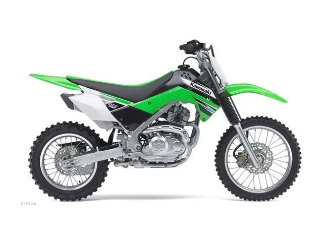 2011 KLX140