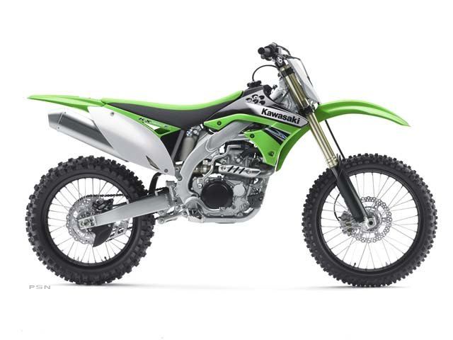 2011 Kawasaki KX450F
