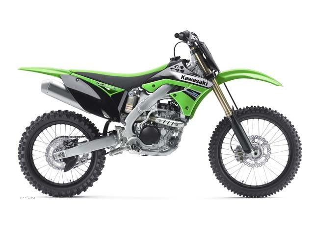 2011 KX250F