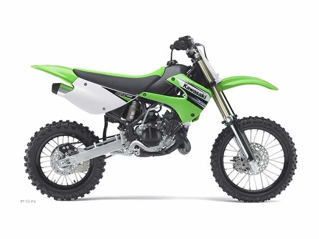 2011 Kawasaki KX85