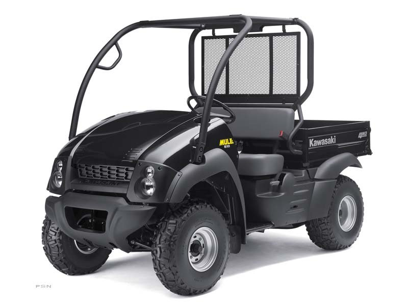 2011 Kawasaki Mule 610 4x4