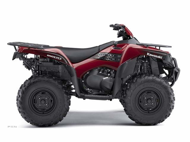 2011 Kawasaki Brute Force 650 4x4i