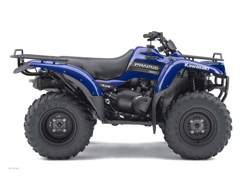 Kawasaki Prairie 360 4x4 2011