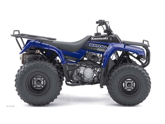 Kawasaki Bayou 250 2011