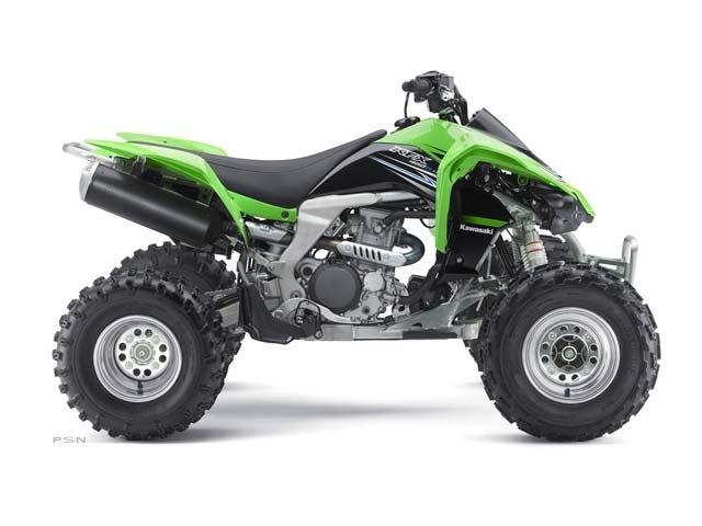 Kawasaki KFX 450R 2011