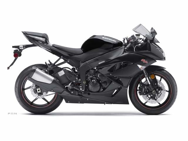 Kawasaki Ninja Zx 6r Black. Kawasaki Ninja Zx-6r 2011