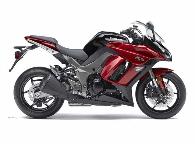 Kawasaki Ninja 1000 2011
