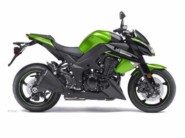 Kawasaki Z1000 2011