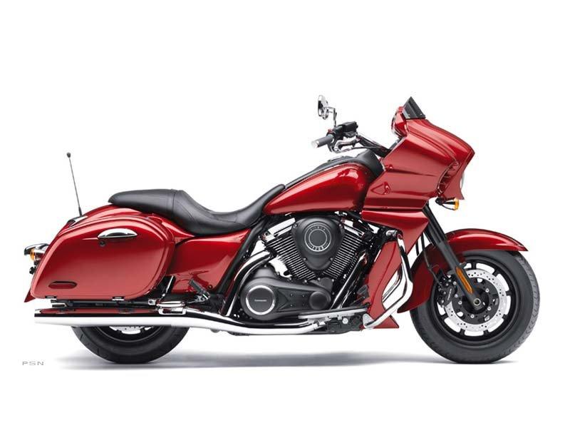 2011 Kawasaki Vulcan® 1700 Vaquero™