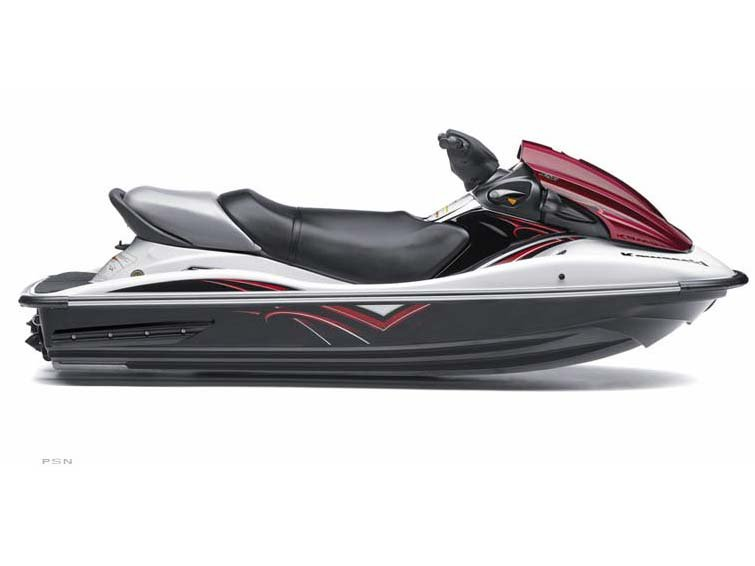 2011 Kawasaki Jet Ski STX-15F