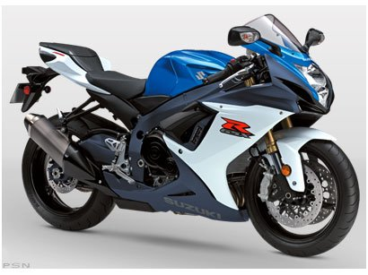 2011 Suzuki GSX-R750