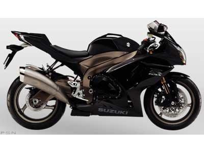 Suzuki GSX-R1000 2011
