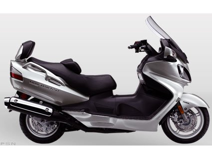 2011 Suzuki Burgman 650 Exec
