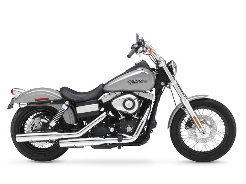 Harley-Davidson FXDB Dyna Street Bob 2011