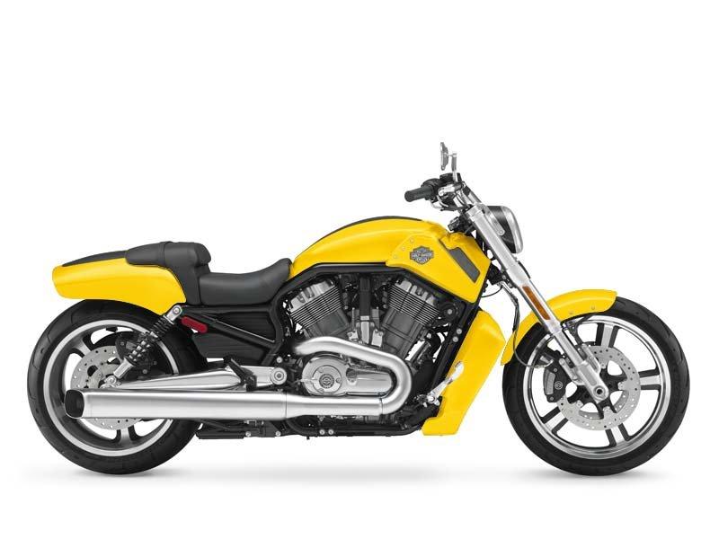 Harley-Davidson VRSCF V-Rod Muscle 2011