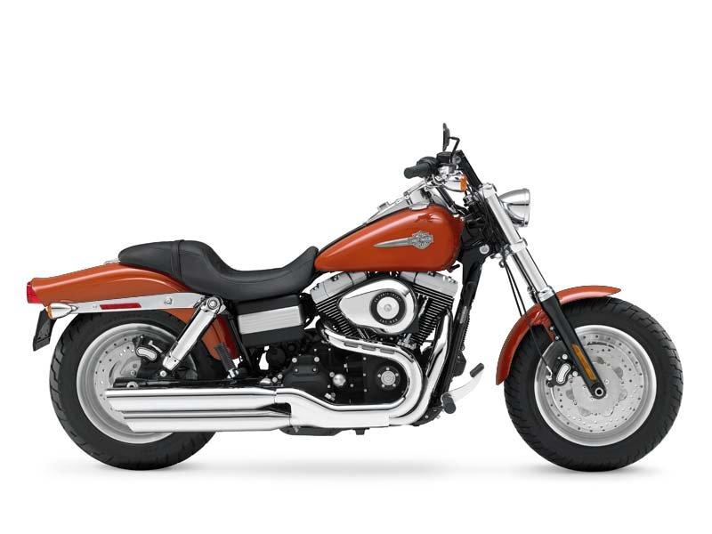 2011 Harley-Davidson Dyna� Fat Bob�