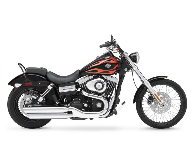 Harley-Davidson FXDWG Dyna Wide Glide 2011