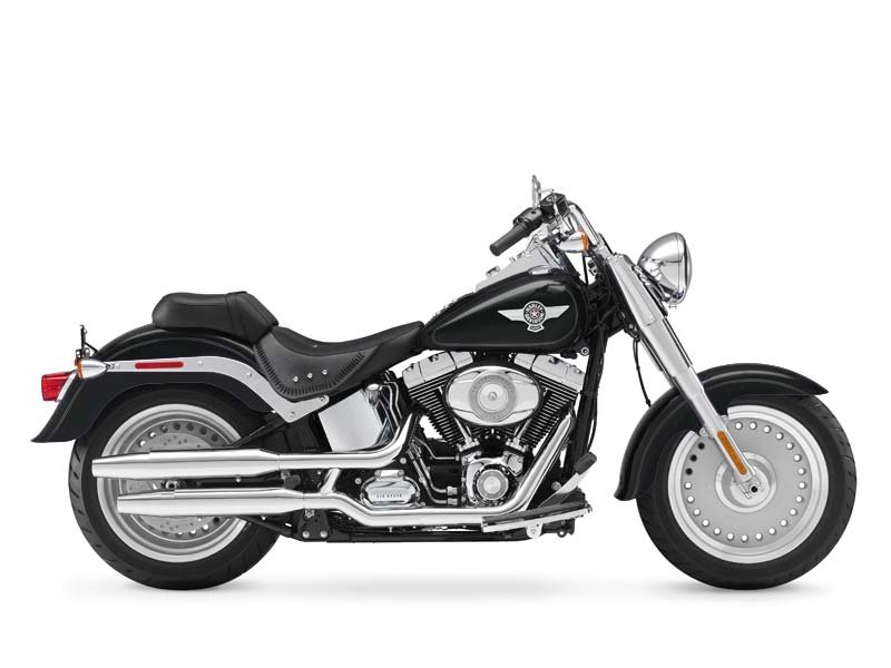 Harley-Davidson FLSTF Softail Fat Boy 2011