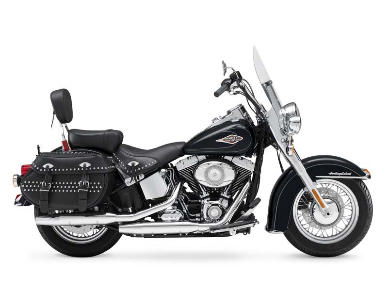 2011 Harley-Davidson FLSTC Heritage Softail Classic