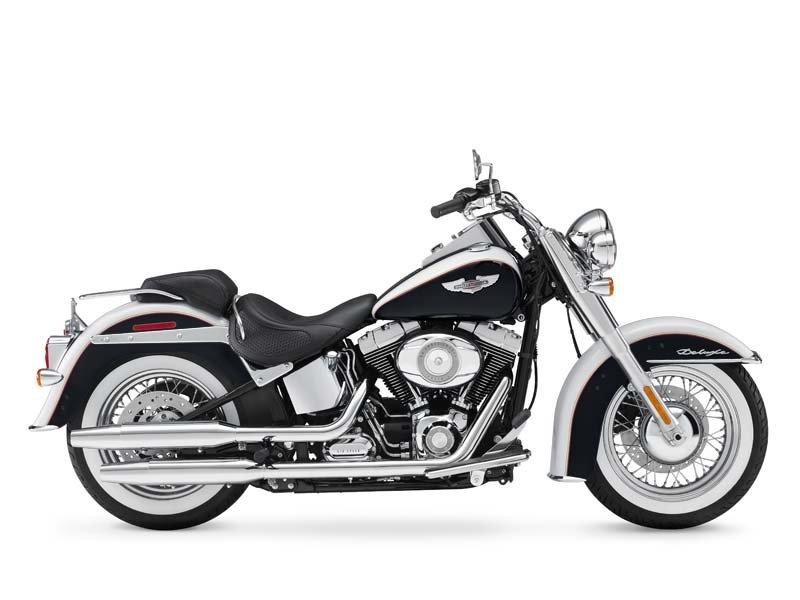 Harley-Davidson FLSTN Softail Deluxe 2011