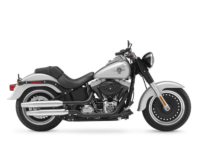 2011 Harley-Davidson Softail Fat Boy Lo