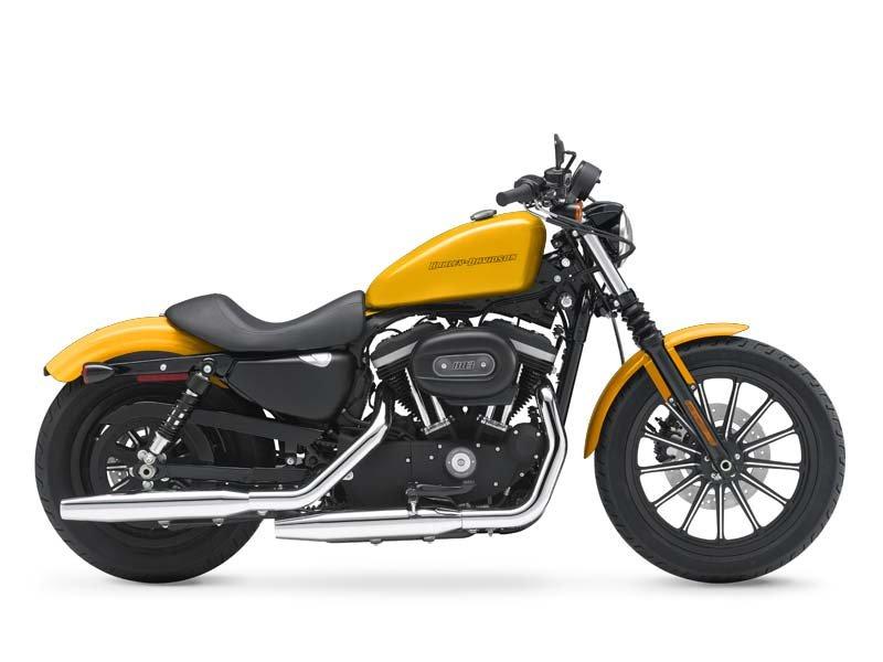 Harley-Davidson XL883N Sportster Iron 883 2011