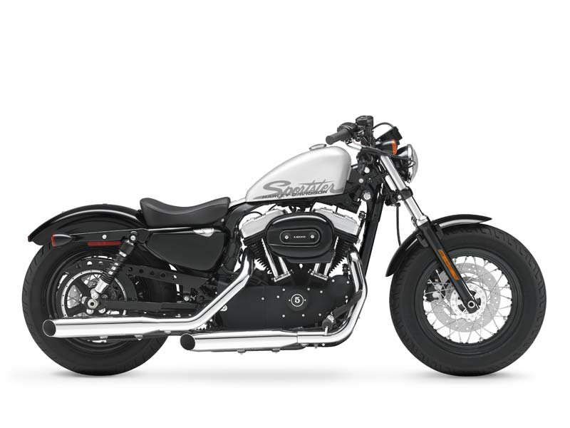 Harley-Davidson XL1200X Sportster Forty-Eight 2011