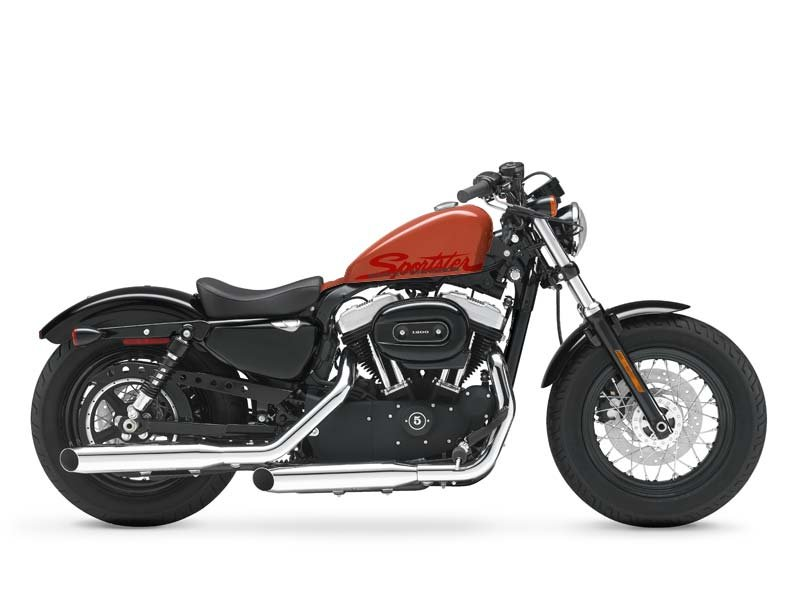2011 Harley-Davidson XL1200X Sportster Forty-Eight