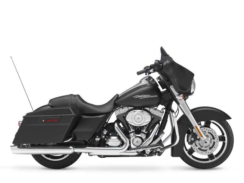 Harley-Davidson FLHX Street Glide 2011